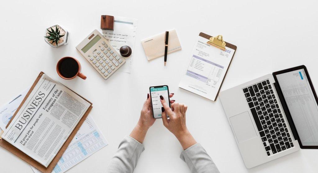 """الشركة الذاتية أو التوظيف الذاتي """"Auto-entrepreneur"""". المصدر: pexels.com"""