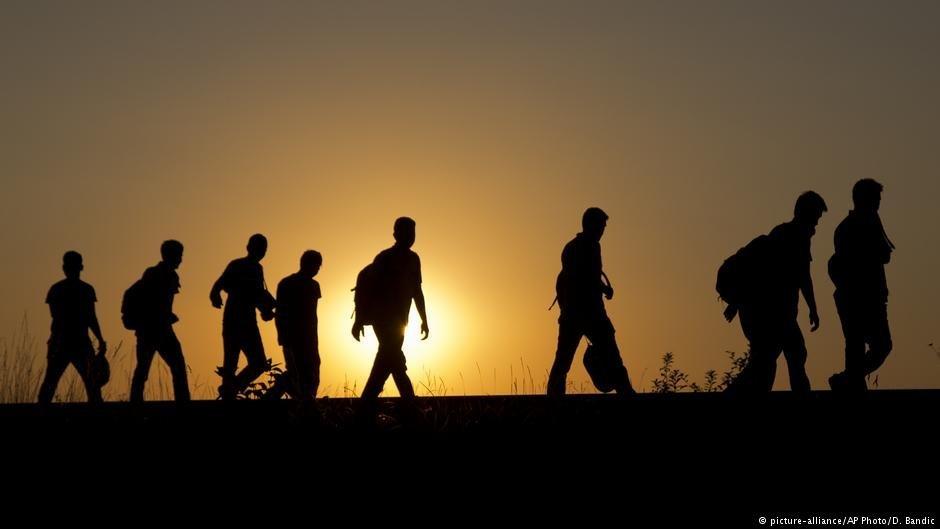 در سال ۲۰۱۵ اروپا شاهد سرازیری بیش از یک میلیون پناهجو بود