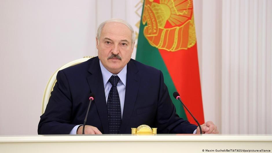 الکساندر لوکاشینکو، رئیس جمهور بلاروس/عکس: Maxim Guchek/BelTA/TASS/dpa/picture-alliance