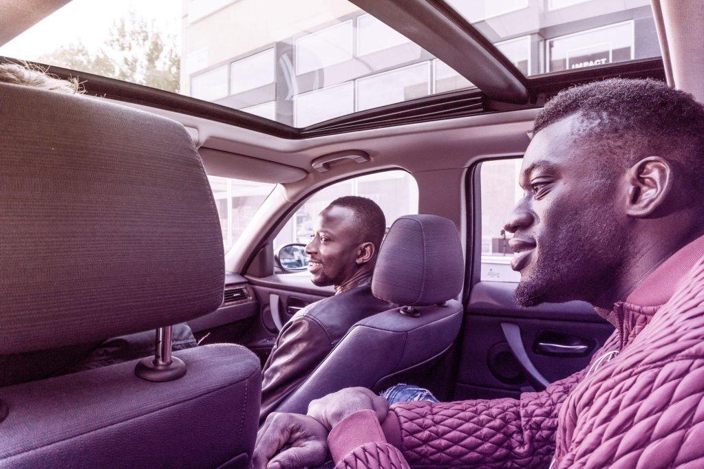 WelcomeRide – Social Ridesharing for your City- David Baus