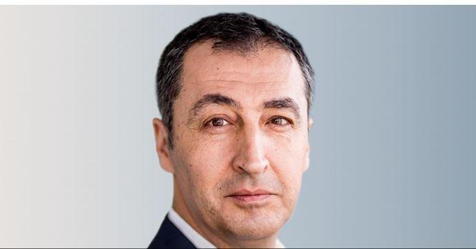 جم أزدمير مرشح حزب الخضر