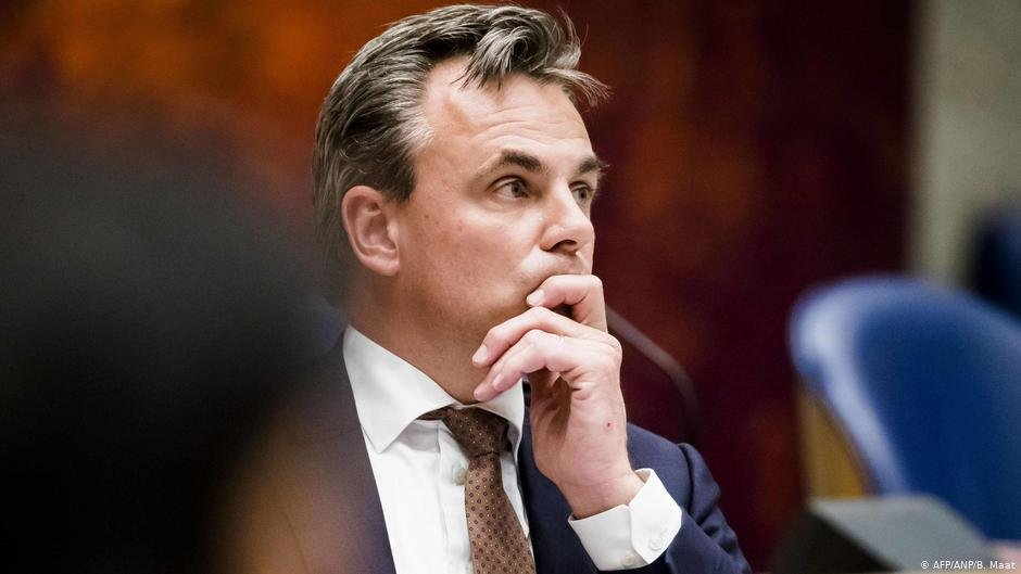Dutch Justice Minister Mark Harbers | Photo: AFP/ANP/B.Maat