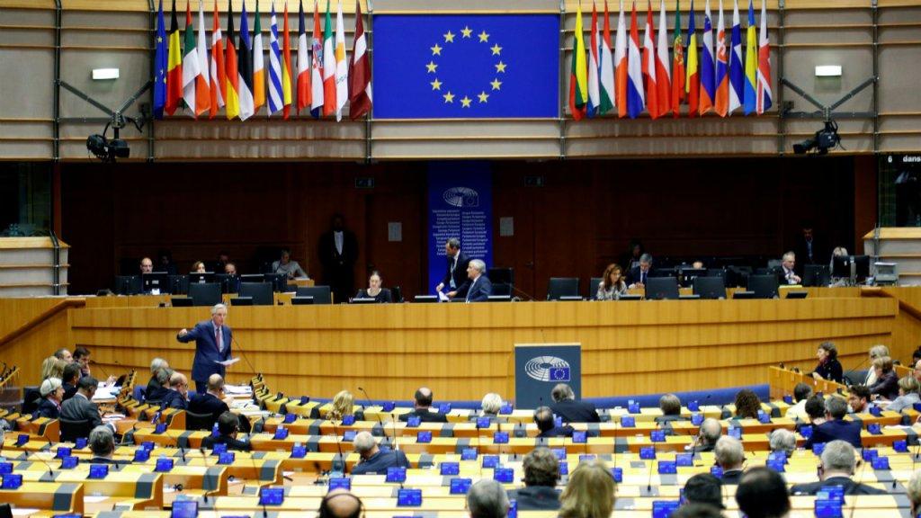 أ ف ب / أرشيف |مقر الاتحاد الأوروبي، في بروكسل.