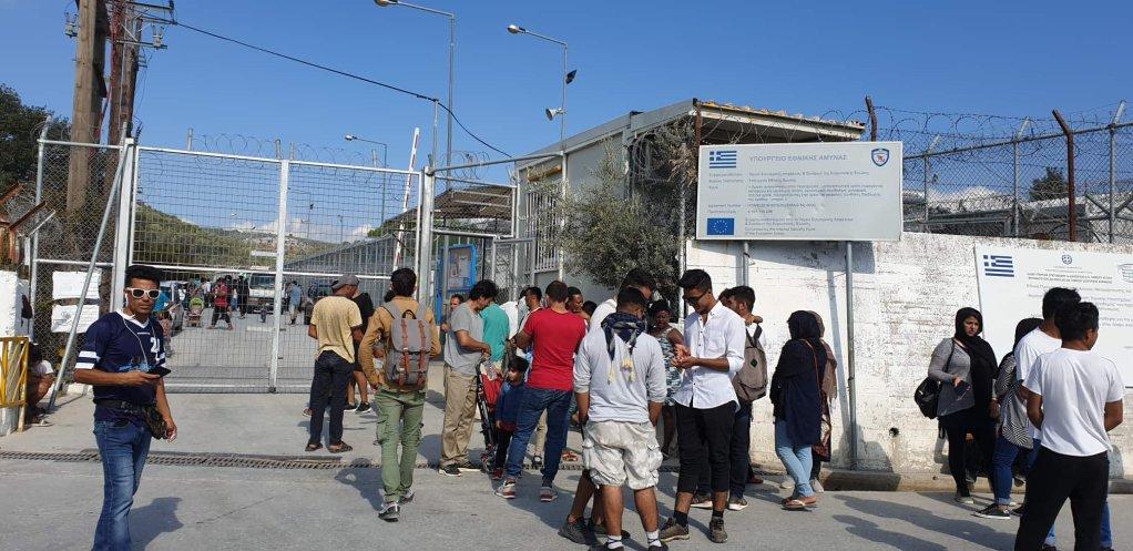 حکومت یونان میخواهد که مراکز ثبت نام و اخراج پناهجویان را در ماه مارچ سال روان ایجاد کند.