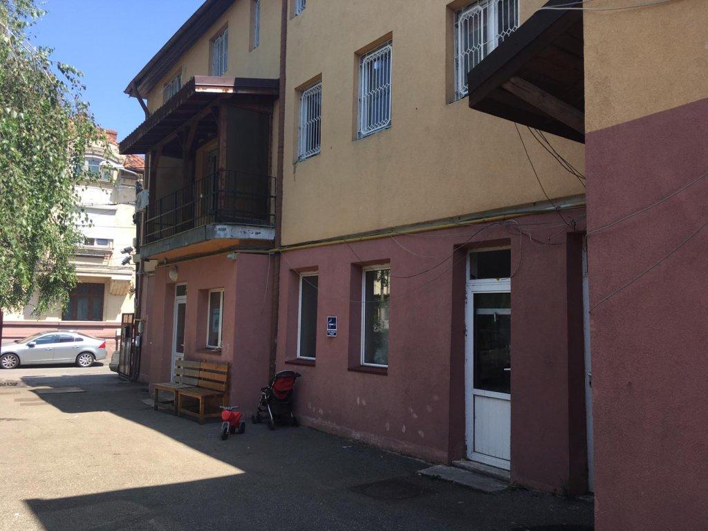 ایدروم یا مرکز اتحادیه کلیساهای رومانیا ظرفیت پذیرایی از ۲۰ مهاجر را دارد. عکس از مهاجر نیوز