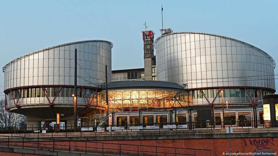 عکس از آرشیف/ محکمه حقوق بشر اروپا در شهر اشتراسبورگ فرانسه