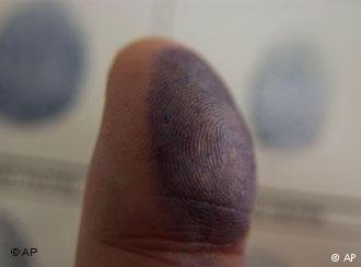 Fingerprinting is mandatory for all asylum seekers over the age of 14
