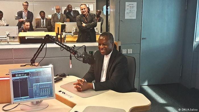 Nigerian foreign minister Geoffrey Onyeama
