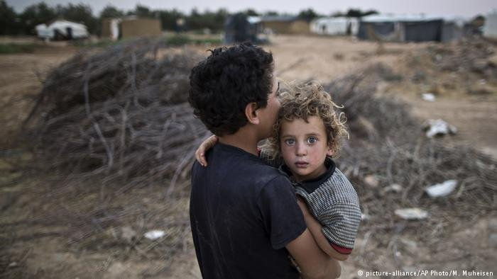 The UN estimates there are now more than 6 million internally displaced people in Syria.