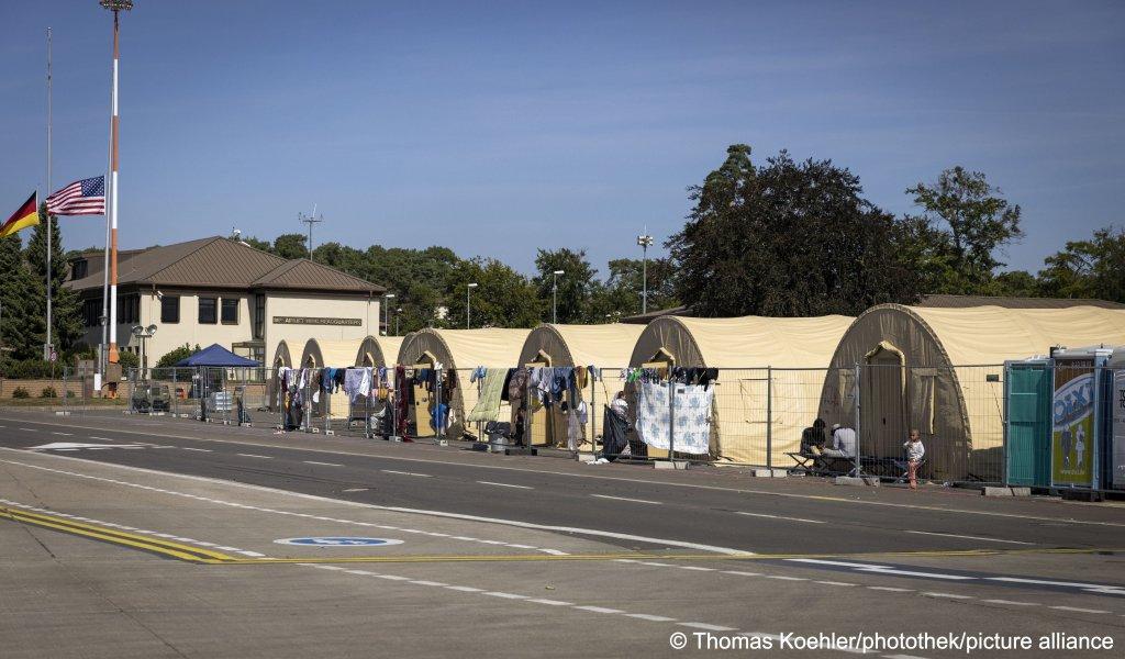 پایگاه نظامی ایالات متحده امریکا در رامشتاین آلمان