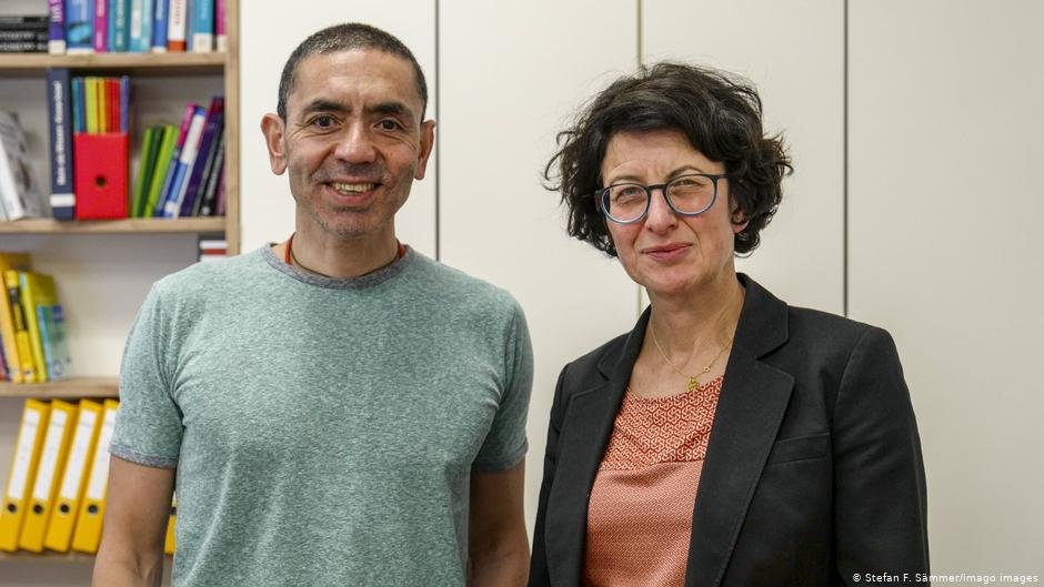 Ugur Sahin and Özlem Türeci think of themselves first and foremost as scientists | Photo: Stefan F. Sämmer/Imago