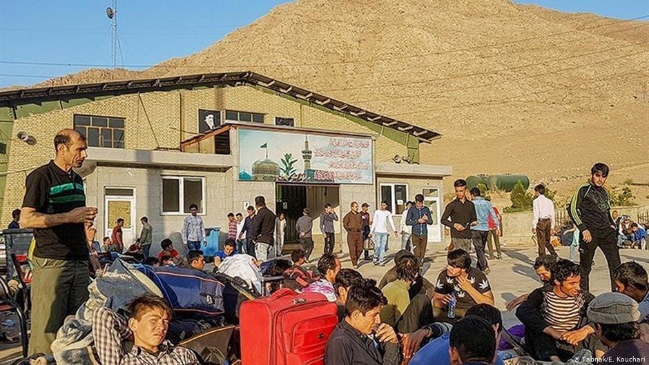 عکس تزئینی: کارگران مهاجر افغان در ایران: عکس دویچه ویله