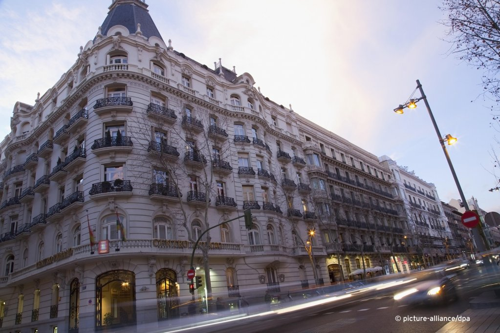 Street in Madrid | Photo: Picture-alliance