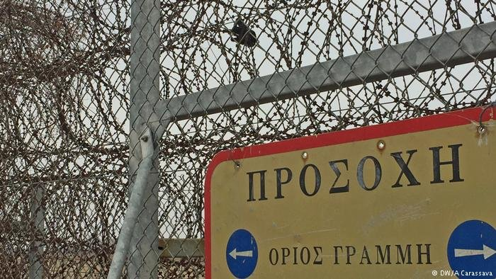 Europe stops here: The border between Greece and Turkey