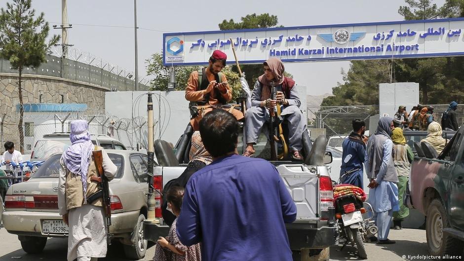 Les Taliban affirment qu'ils respecteront les droits de l'homme. Crédit : kyodo/picture-alliance