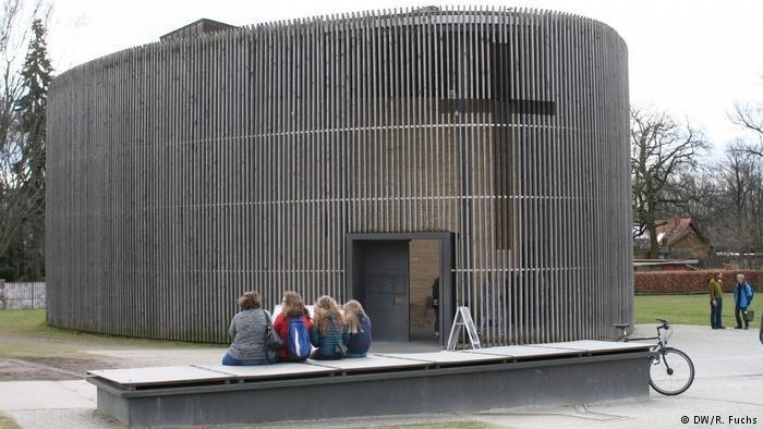 کلیسای پروتستانت آشتی در برلین. عکس: R. Fuchs/DW