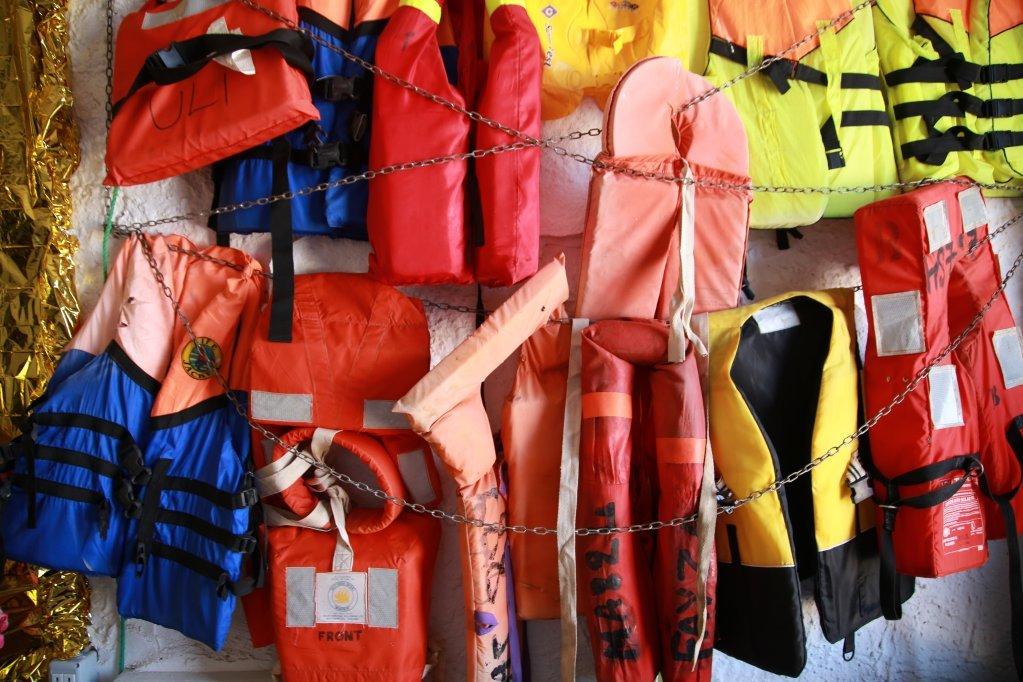 Des objets trouvés dans les décharges de Lampedusa racontent le voyage des migrants | Photo: Ignacio Pereyra