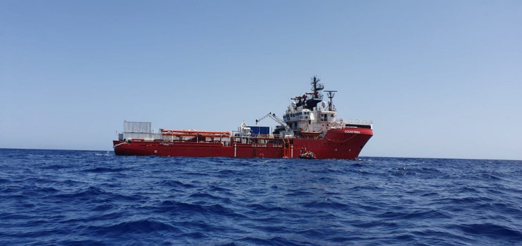 اوشېن وایکنګ کریدیت:   SOS MEDITERRANEE