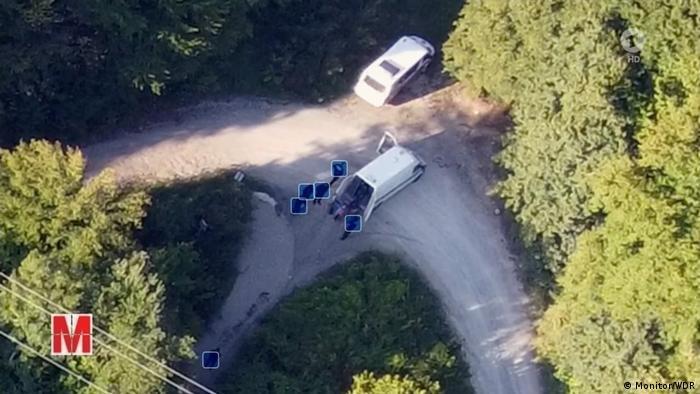 Monitor/WDR |عمليات صد المهاجرين وإعادتهم قسرا من كرواتيا إلى البوسنة تتم بشكل ممنهج وباستخدام العنف