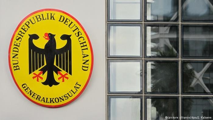 اشتباه بقضية فساد في القنصلية الألمانية في كردستان العراق