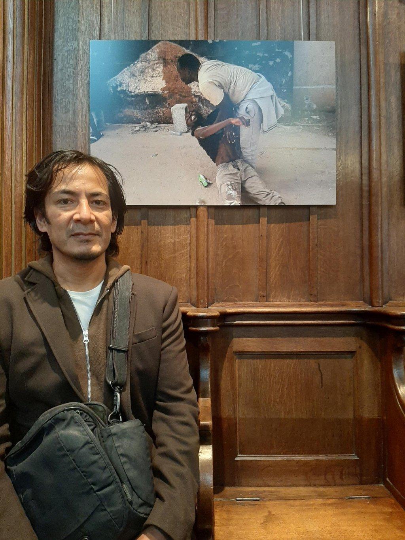 Géraud Bosman/RFI |Narciso Contreras.