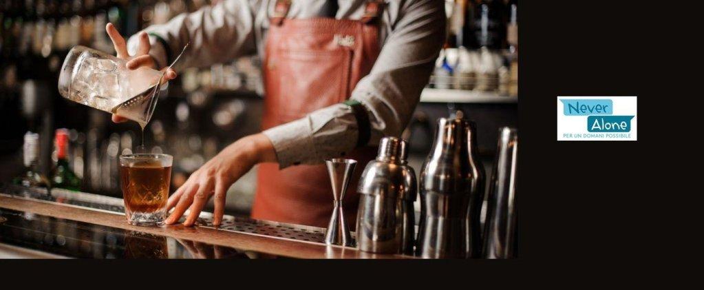ANSA / لتدريب المهاجرين الشباب على العمل في مقاهي روما / المصدر: بروجراما إنتيجرا.
