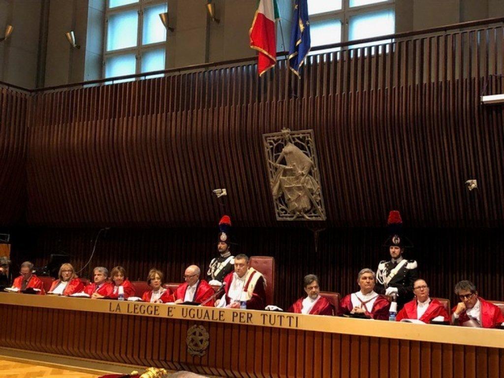 افتتاح العام القضائي في تريستا. المصدر: أنسا/ أليس فوميس.