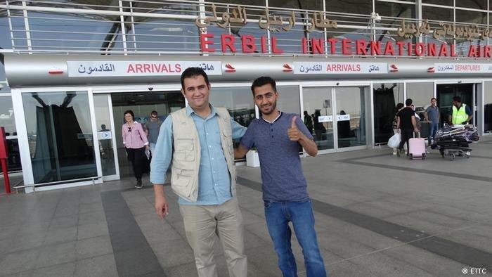 وزيرة الهجرة والمهجرين العراقية تدعو ألمانيا إلى مساعدة العراقيين الراغبين بالعودة الطوعية.