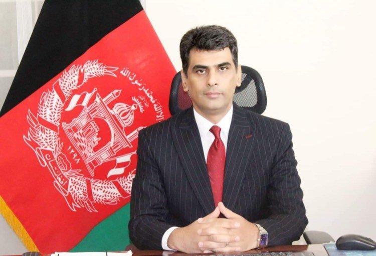 میرویس صمدی، سفیر افغانستان در یونان Photo:private