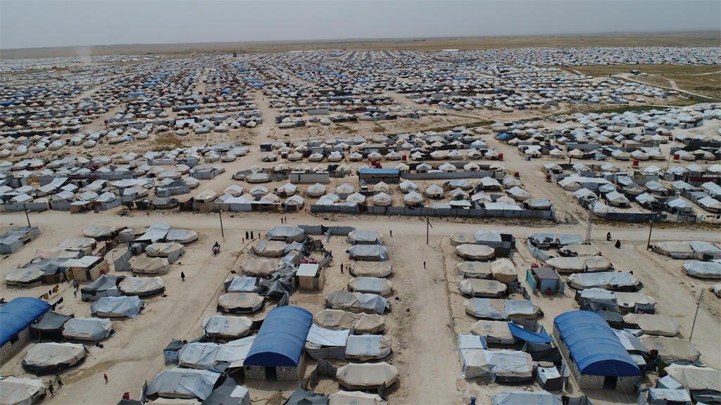 أرشيف |مخيم الهول