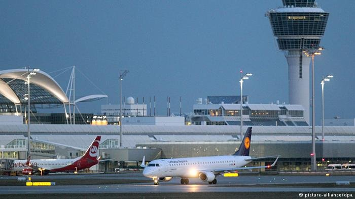 From file: Munich airport