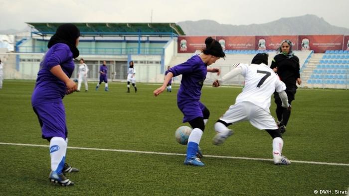 تیم فوتبال زنان افغان