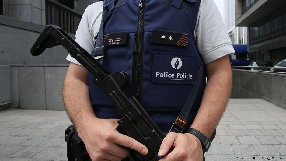 د بلجیم پولیس. کرېډېټ: پېکچر الاینز