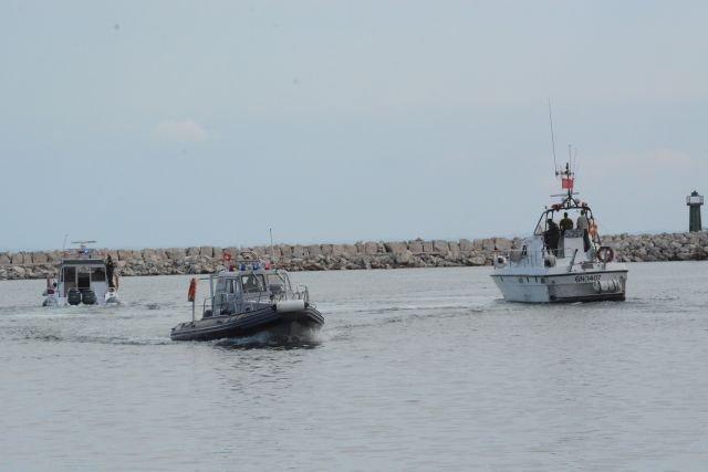 Des patrouilleurs de la Garde nationale maritime tunisienne. Crédit : ministère de l'Intérieur tunisien