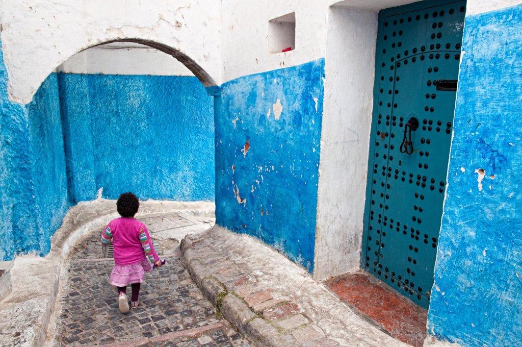 Getty Images/LightRocket/Raquel Maria Carbonell Pagola |L'établissement préscolaire va dans le sens des objectifs gouvernementaux en terme de scolarisation des enfants de moins de 6 ans. (image d'illustration)
