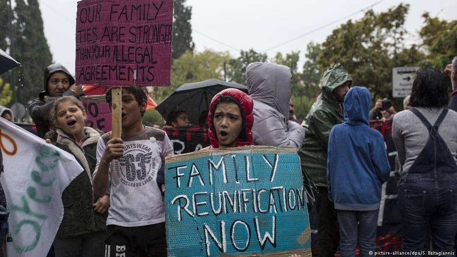 اعتراض مهاجران علیه پیش نویس قانون جدید الحاق خانوادگی برای پناهجویان در آلمان