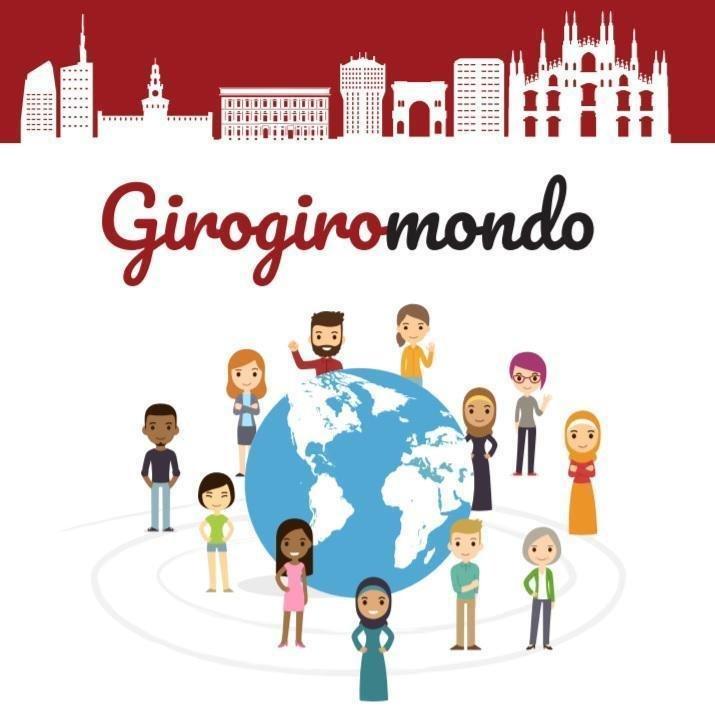 Cover of the Girogiromondo guide. Credit: iBVA