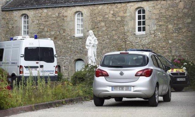 Olivier Maire a été assassiné lundi 9 août 2021 dans sa congrégation religieuse non loin de Nantes. Crédit : Reuters