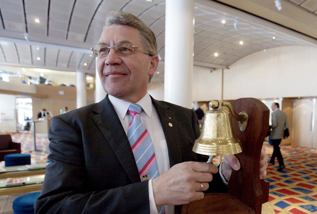 Former Norwegian minister Svein Ludvigsen | Photo: ARCHIVE/EPA/Stian Lysberg Solum