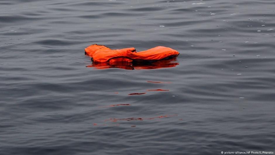 یک واسکت نجات در دریای اژه در سال ۲۰۱۸. عکس از پیکچر الیانس