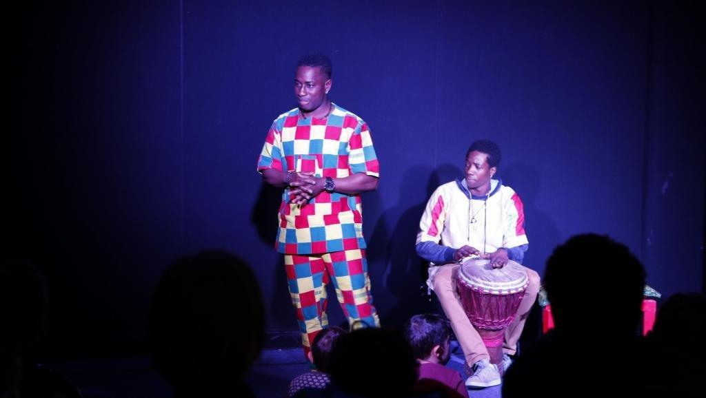Yacouba Konaté et Wally Saho. Crédit : Medhat_soody