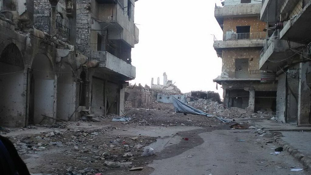 د حلب سيمه له جګړې وروسته