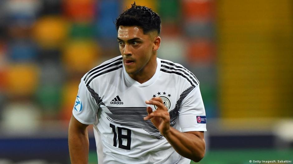 ندیم امیری، بازیکن تیم ملی فوتبال آلمان
