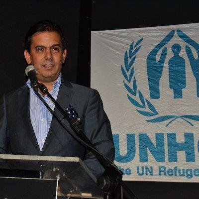 UNHCR Regional Representative for EU Affairs, Gonzalo Vargas Llosa | Photo: ANSA