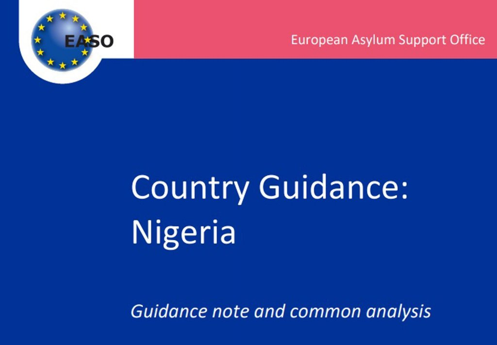 The cover of the new guide from the European Asylum Support Office (EASO) | Photo: EASO