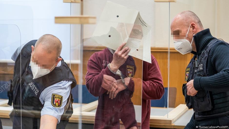محکوم شدن مرد سوریایی به جرم جنایت علیه بشریت در محکمه آلمان (فبروری ۲۰۲۱)