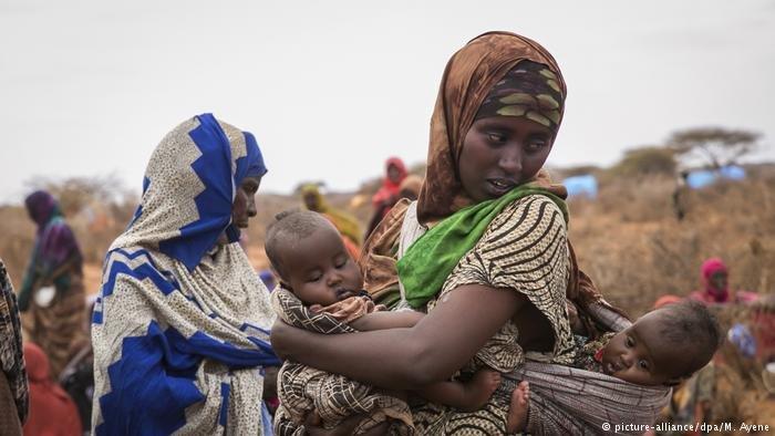 Äthiopien Dürre (picture-alliance/dpa/M. Ayene)