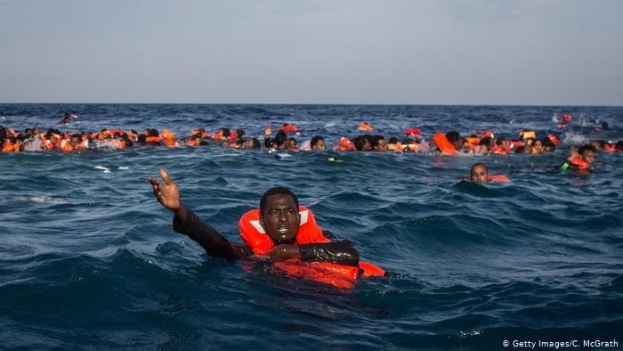"""الأمم المتحدة : """"أسوأ مأساة في البحر المتوسط هذا العام حصلت للتوّ""""."""
