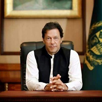د پاکستان لومړي وزير عمران خان