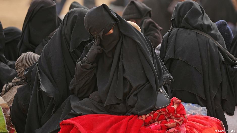 """عکس از آرشیف/ رقم اندکی از ایزدی ها توانسته بودند که از چنگ """"دولت اسلامی"""" فرار کنند  Photo: Reuters/R.Said"""